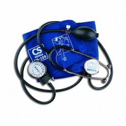Тонометр механический, Си Эс Медика CS-105 на плечо со встроенным фонендоскопом